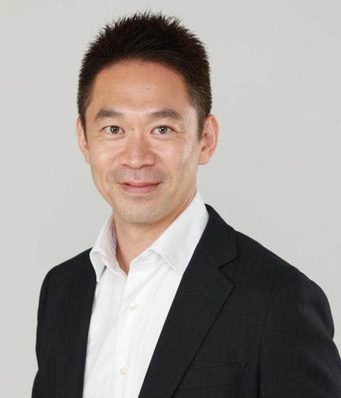 代表取締役 / 共同創業者 山下貴宏